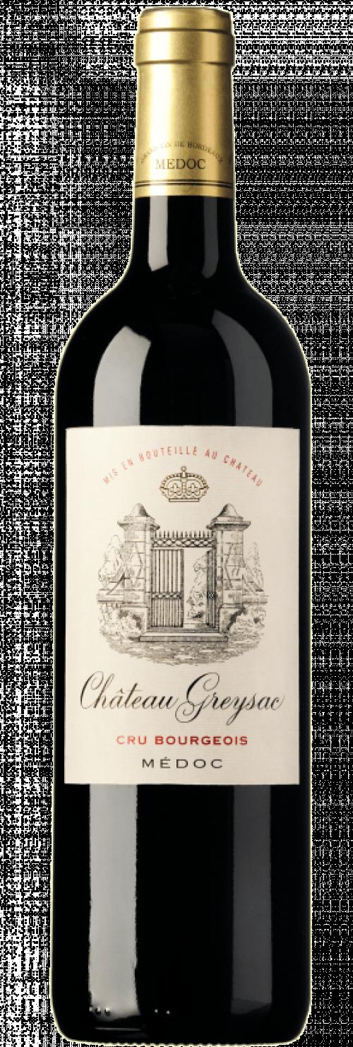 2015 Chateau Greysac Red 750Ml