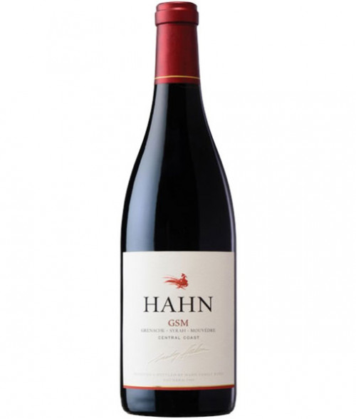 2017 Hahn Estates GSM 750ml
