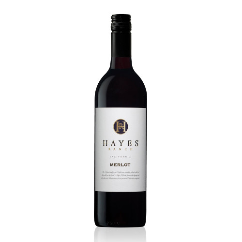 2017 Hayes Ranch Merlot 750ml