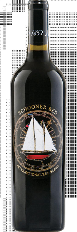 Hazlitt International Schooner Red 750ml NV