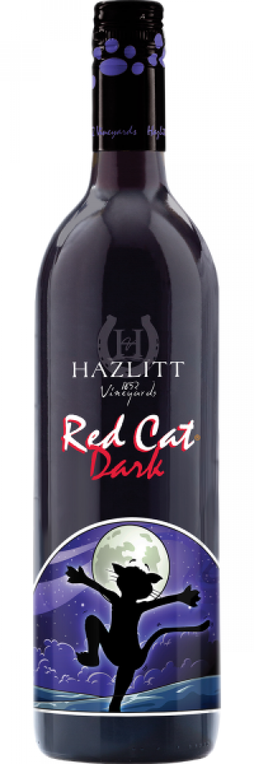 Hazlitt Red Cat Dark 750ml NV