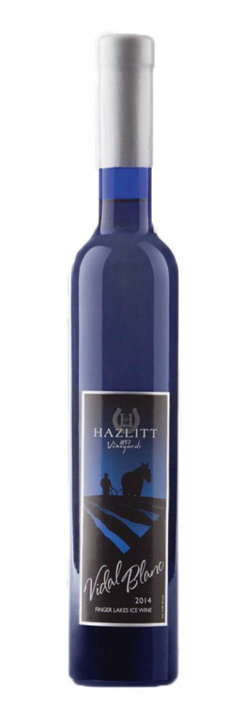 2014 Hazlitt Vidal Ice Wine 375ml