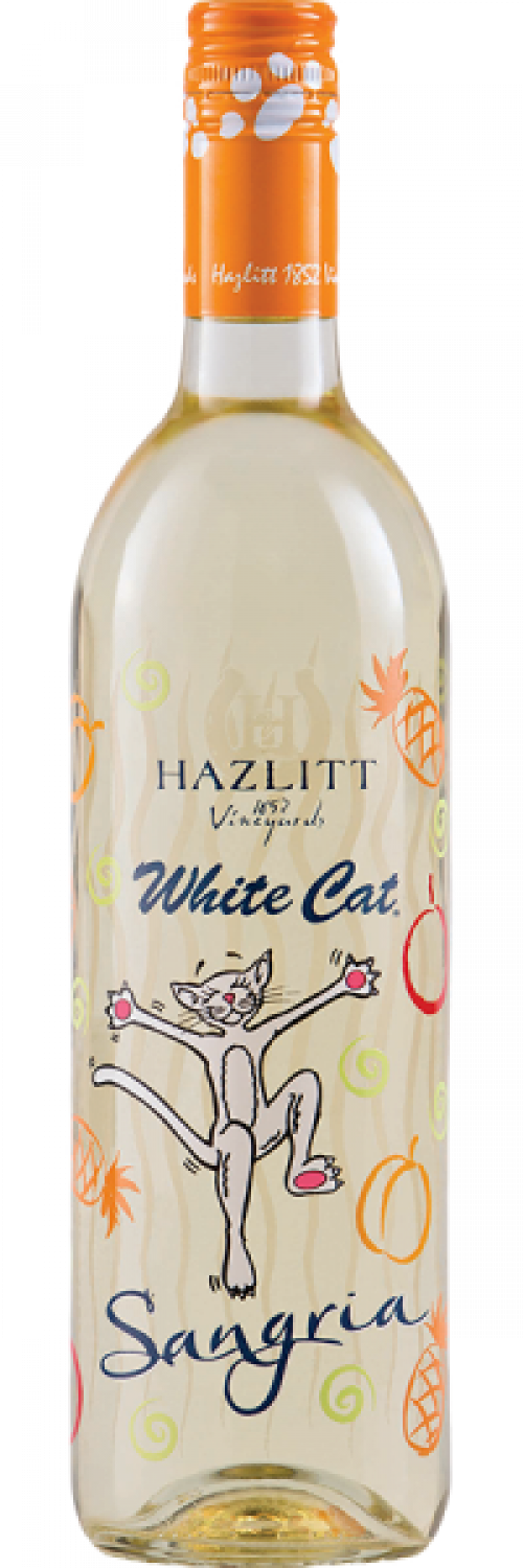 Hazlitt White Cat Sangria 750ml NV