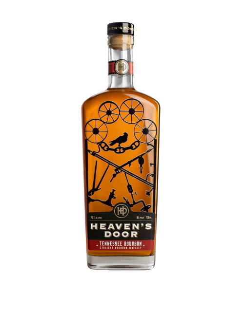 Heavens Door Bourbon 750ml