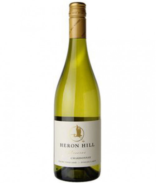2017 Heron Hill Reserve Chardonnay Macri Vineyard 750Ml