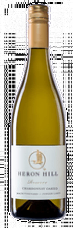 Heron Hill Reserve Chardonnay Macri 750Ml