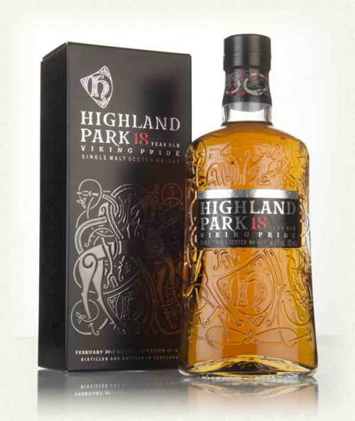 Highland Park 18 Yr 750ml