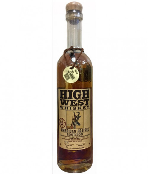 High West American Prairie Bourbon Hand Select Barrel By Lisa's 750Ml
