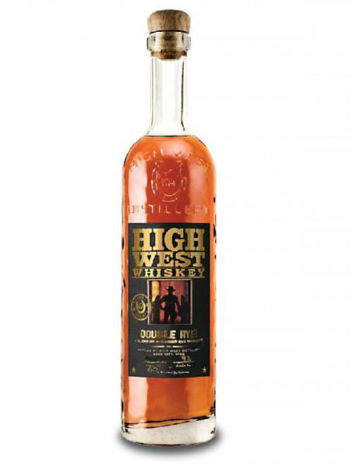 High West Lisa's Liquor Barn Hand Selected Double Rye Whiskey 750ml