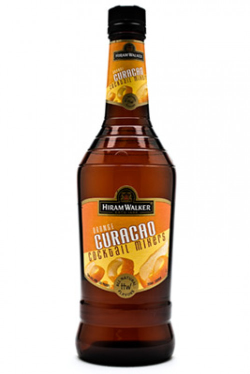 Hiram Walker Orange Curacao 1L