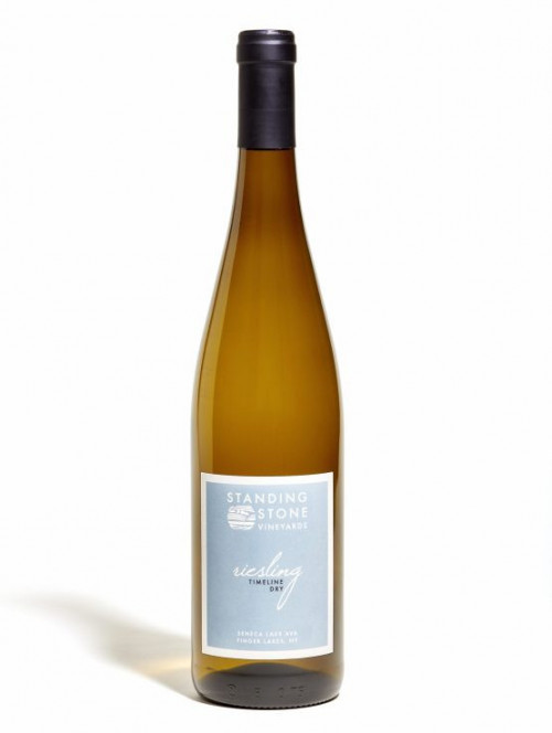 2019 Standing Stone Timeline Dry Riesling 750ml