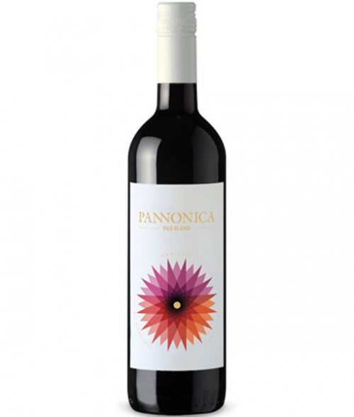 2014 Hopler Pannonica Red Blend 750Ml