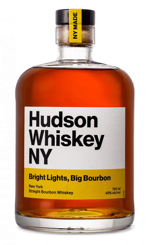 Hudson Bright Lights, Big Bourbon Straight Bourbon Whiskey 750ml