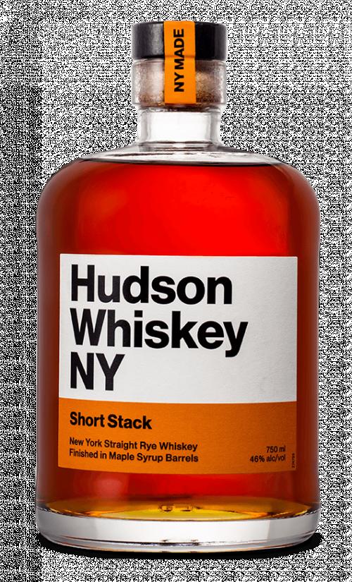Hudson Short Stack Straight Rye Whiskey 750ml