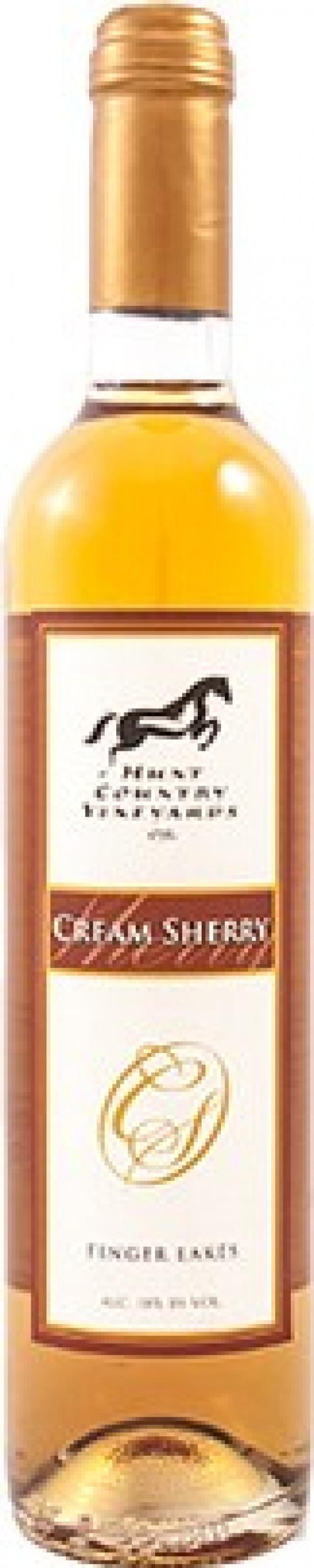 Hunt Country Cream Sherry 500ml