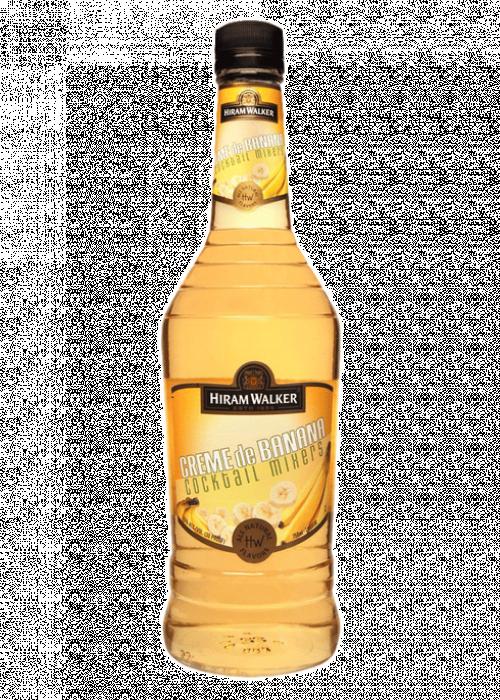 Hiram Walker Creme De Banana 1L