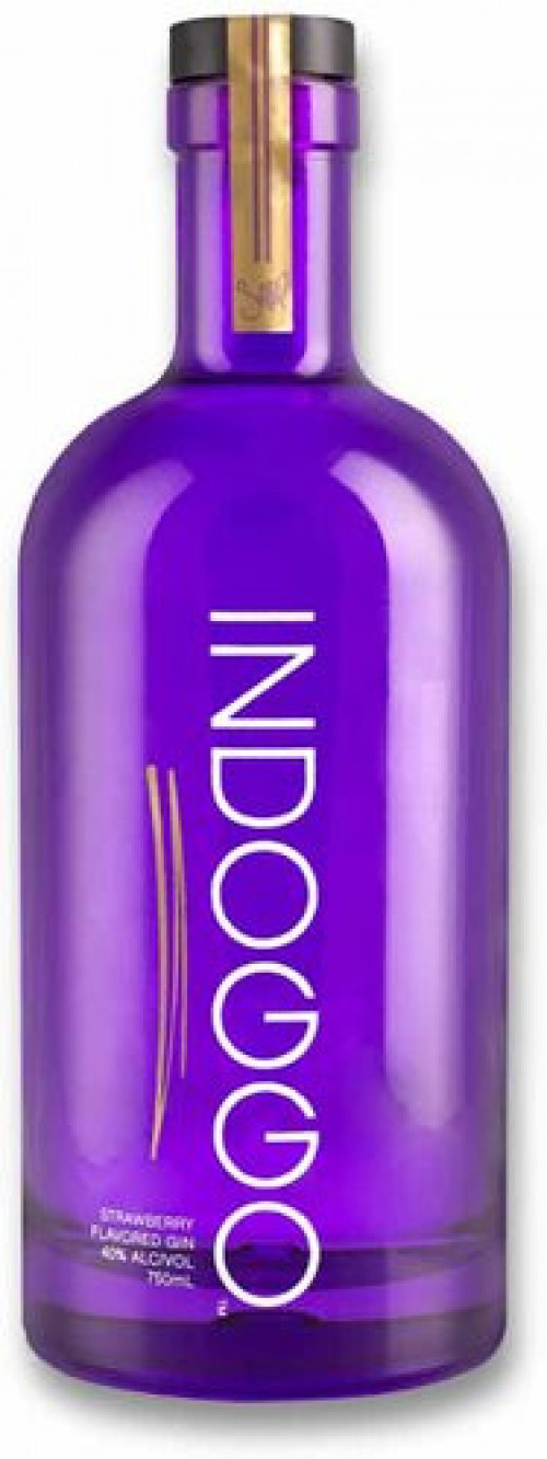 Indoggo Strawberry Gin 750ml
