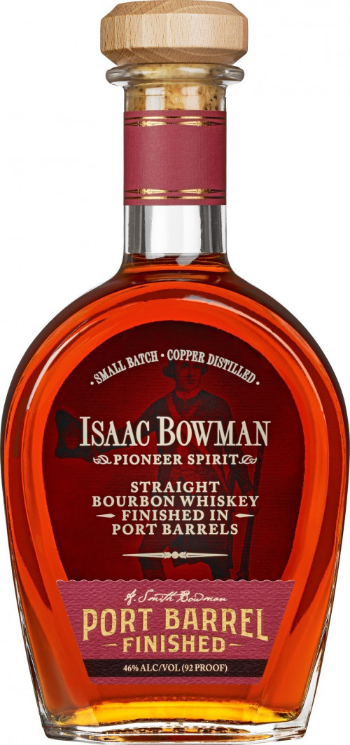 Isaac Bowman Port Barrel 750ml