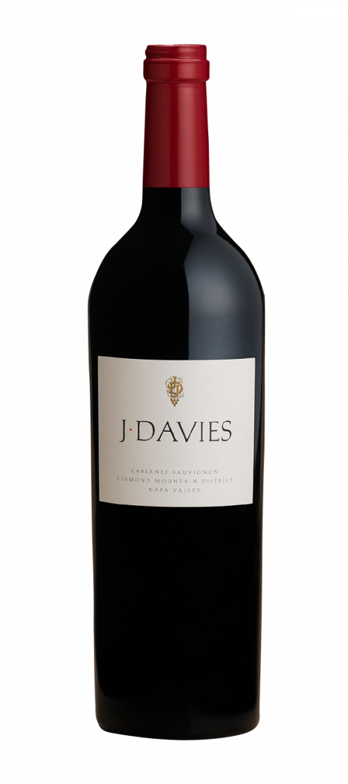 2016 J Davies Napa Cabernet Sauvignon Diamond Mountain District 750ml
