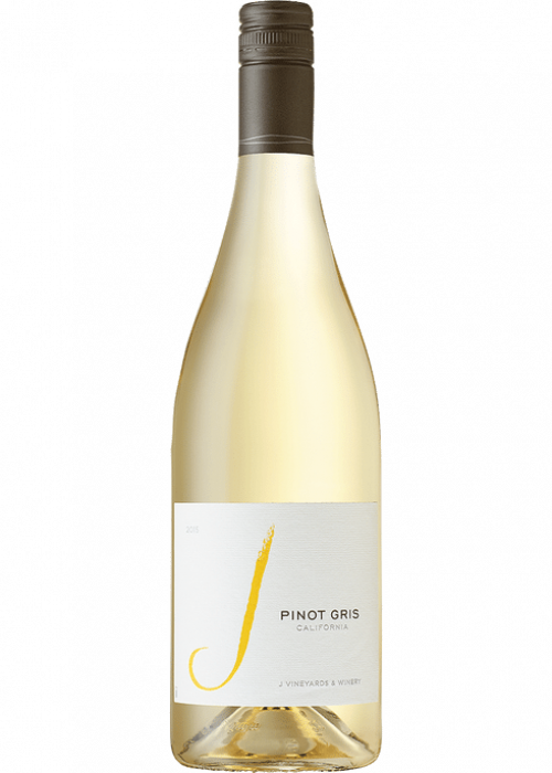 J Vineyards Pinot Gris 750Ml NV