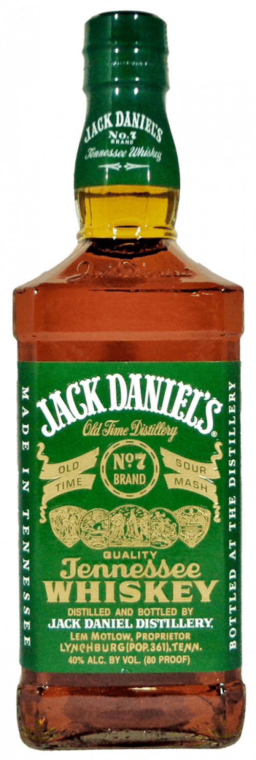 Jack Daniel's Green Label Tennessee Whiskey 750ml