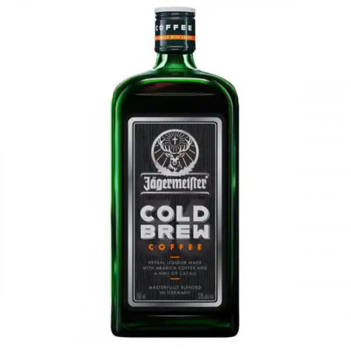 Jagermeister Cold Brew 750ml