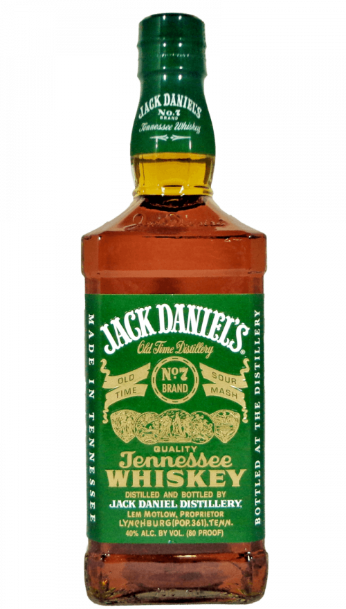 Jack Daniels Green Tennessee Whiskey 1.75L