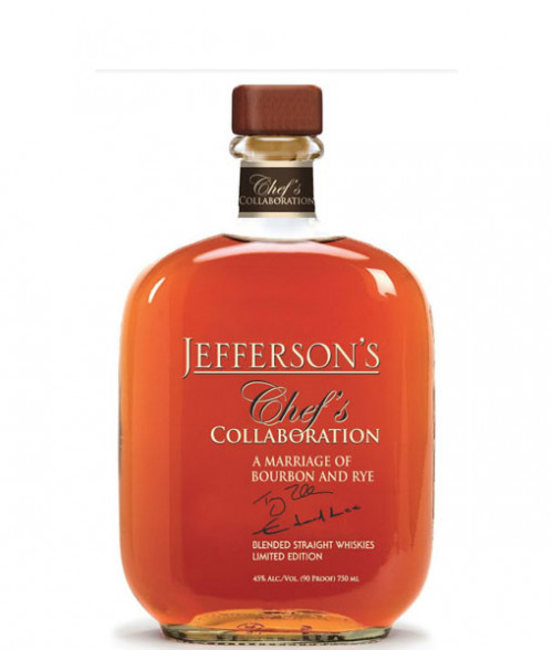 Jefferson's Chef's Collaboration Blended Whiskey 750Ml