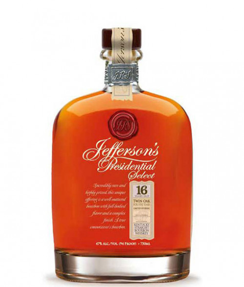 Jefferson's Bourbon