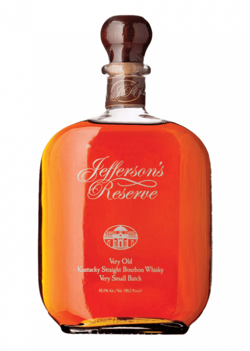 Jefferson's Reserve Bourbon 750Ml