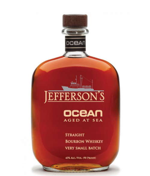 Jeffersons Ocean Aged At Sea Straight Bourbon 750Ml