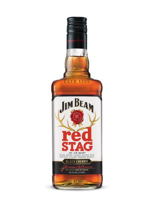 Jim Beam Red Stag Black Cherry 1.75L