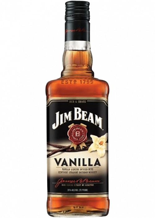 Jim Beam Vanilla Infused Bourbon 750ml