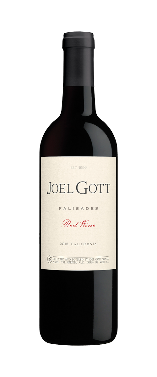 2015 Joel Gott Palisades Red 750Ml