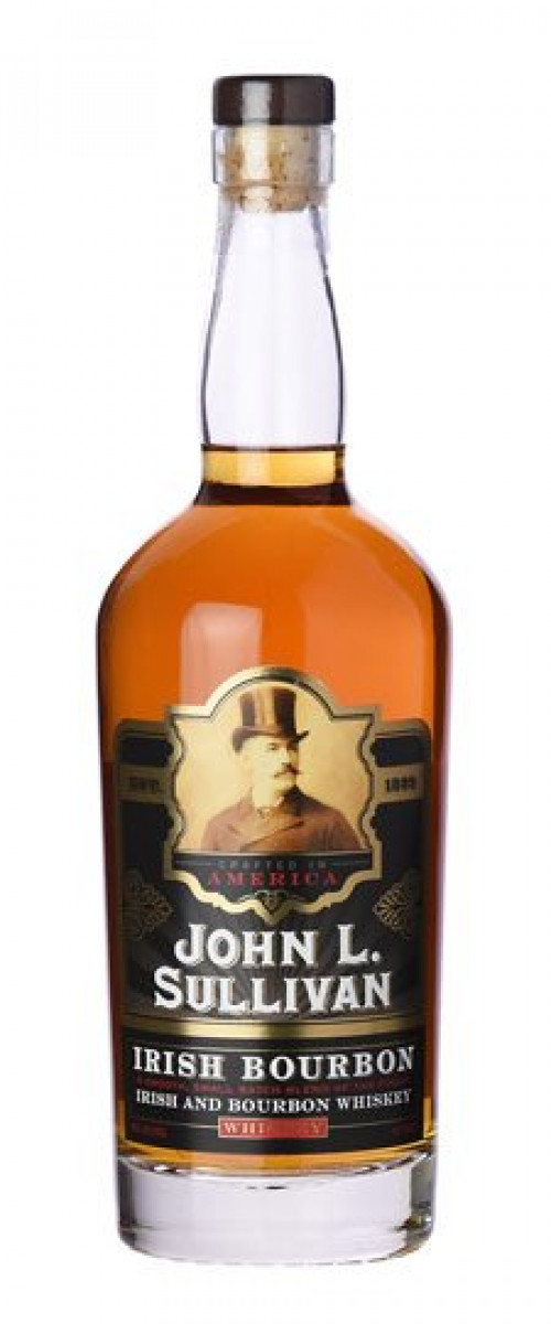 John L Sullivan Irish Whiskey 750ml