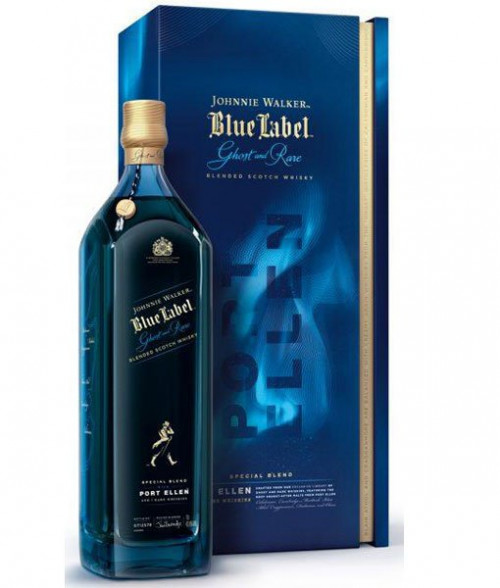 Johnnie Walker Blue Label Ghost & Rare Limited Edition 750Ml