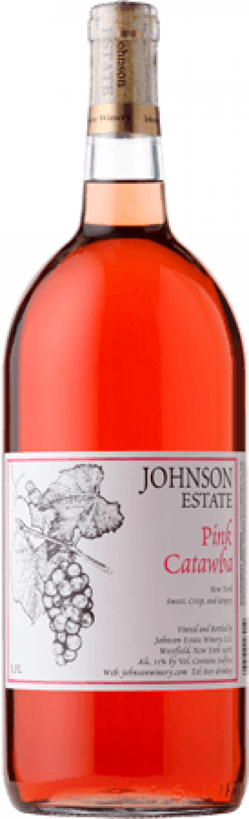 Johnson Pink Catawba 750ml NV
