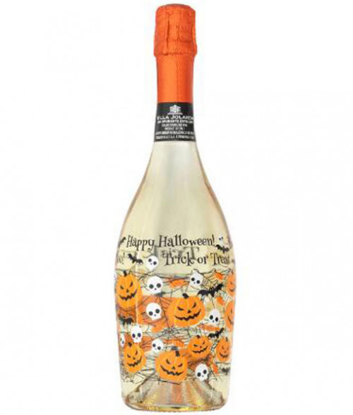Villa Jolanda Halloween Label Extra Sec Spumante 750ml NV