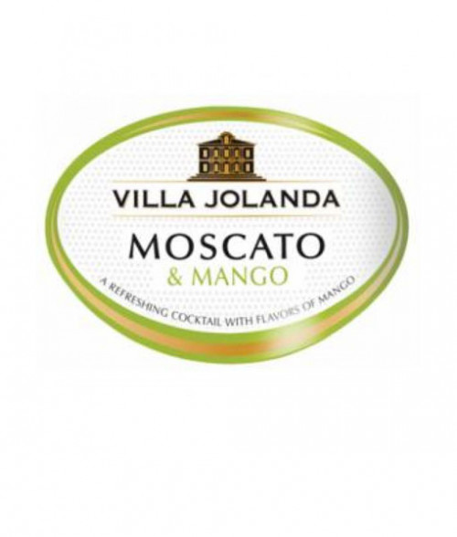 Villa Jolanda Moscato & Mango 750ml NV