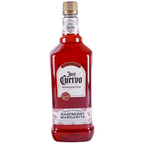 Jose Cuervo Authentic Raspberry Margarita 1.75L