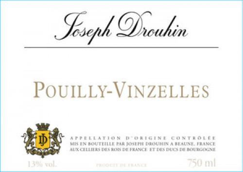 2016 Drouhin Pouilly-Vinzelles 750Ml
