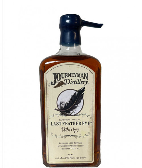 Journeyman Rye Hand Selected by Lisa's Staff 750ml