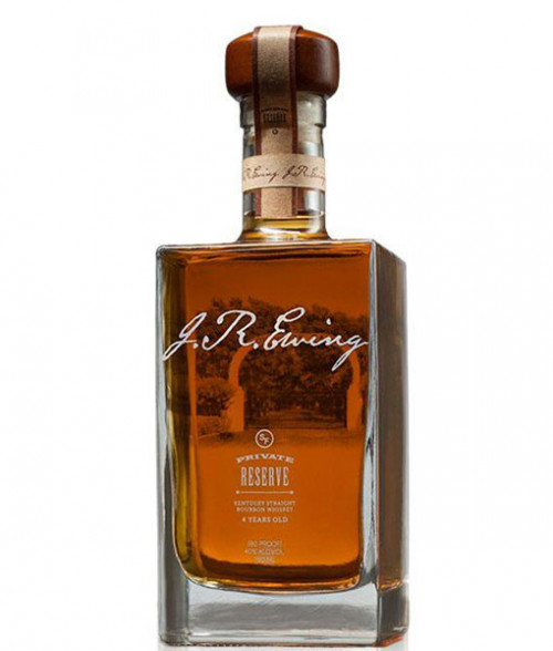 J.R. Ewing Private Reserve Bourbon 750Ml