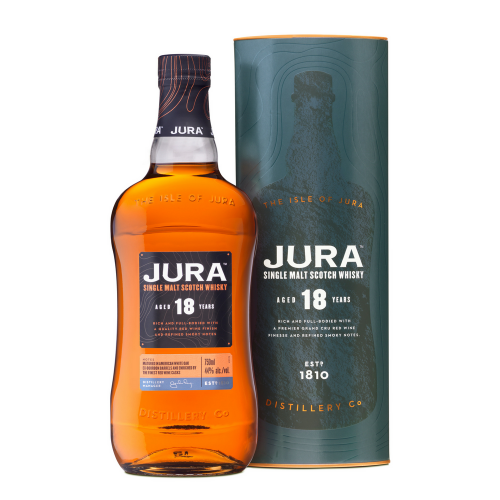 Isle Of Jura 18Yr 750ml