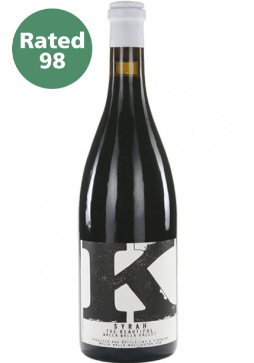 2016 K Vintners The Beautiful Syrah 750ml