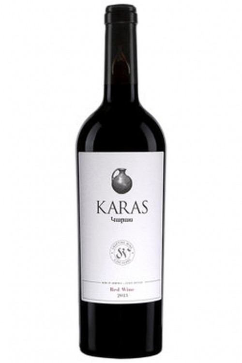 2017 Karas Red Wine 750ml