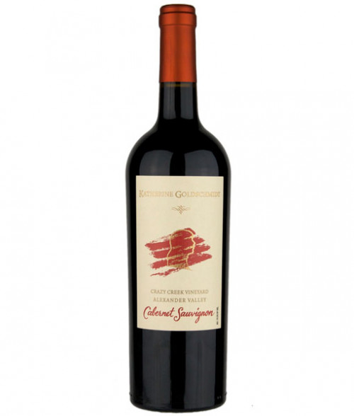 Katherine Goldschmidt Crazy Creek Cabernet