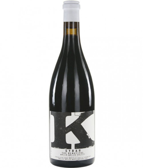 K Vintners The Beautiful Syrah