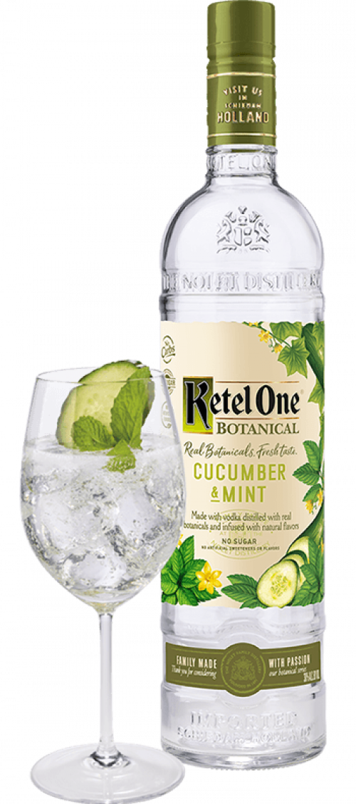 Ketel One 1L Cucumber & Mint
