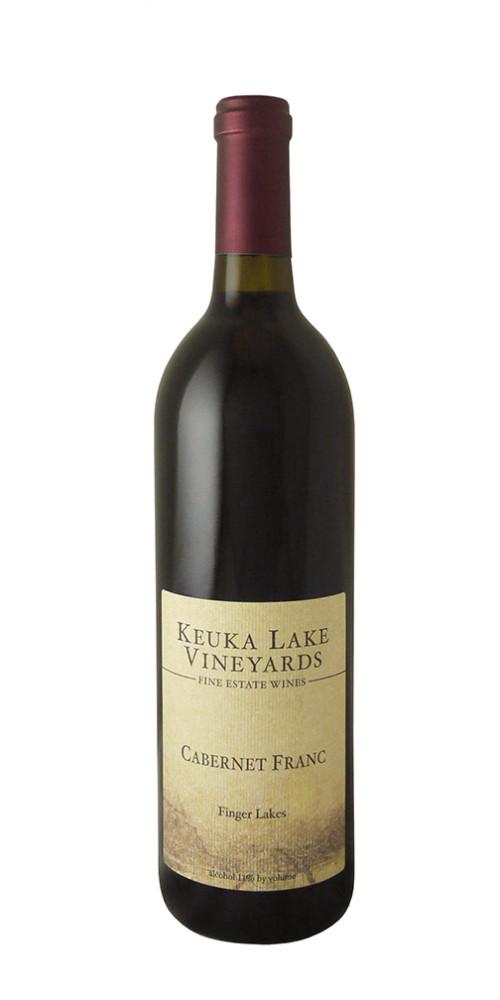 Keuka Lake Cabernet Franc 750ml